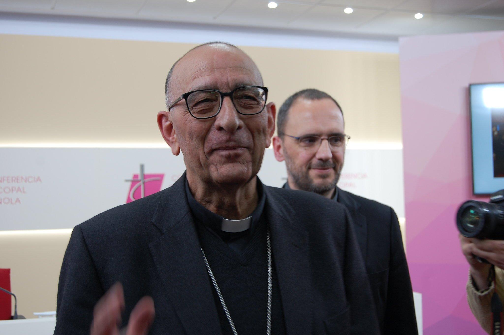 El arzobispo Omella, presidente de los obispos españoles