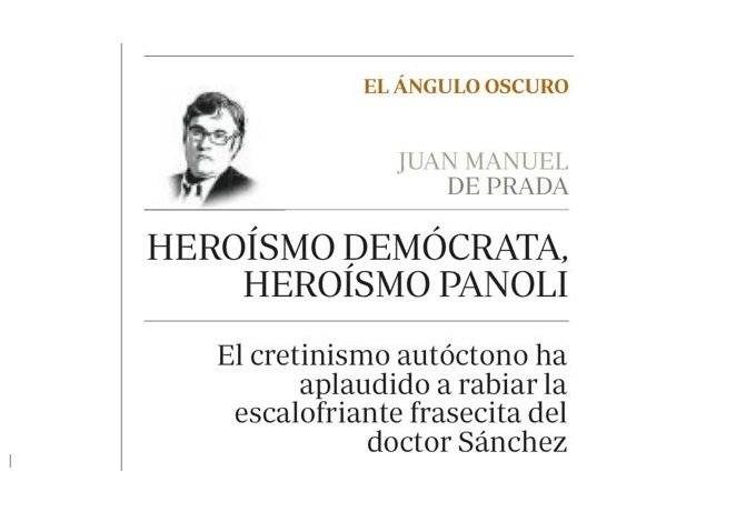 Heroísmo demócrata