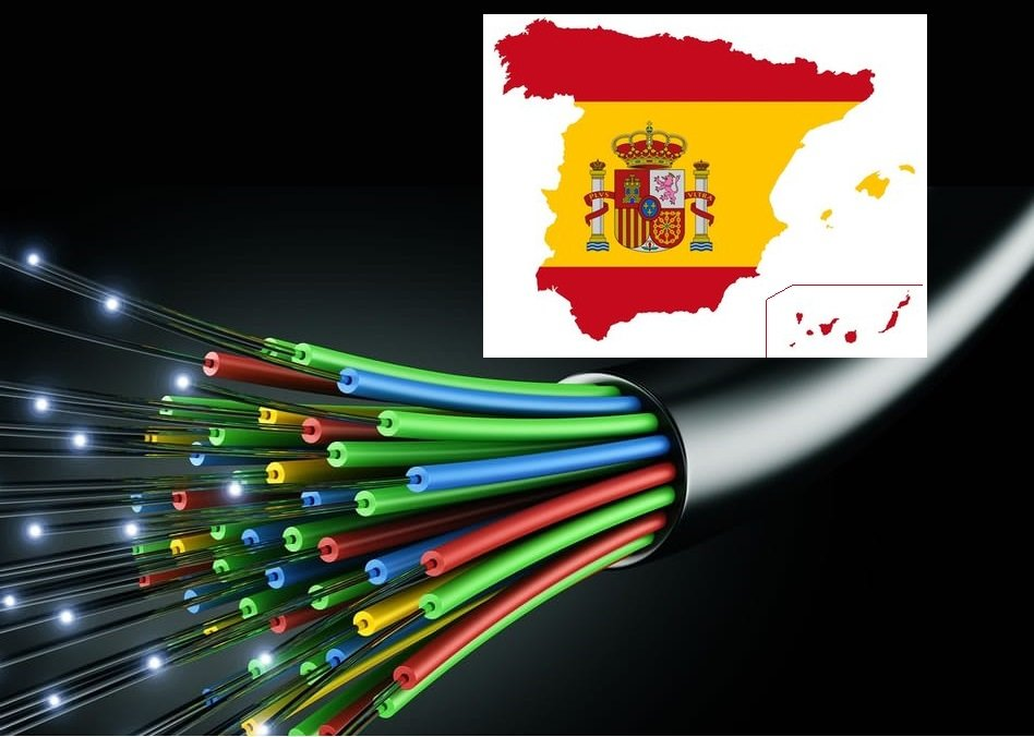 España cuenta con el mayor despliegue de fibra óptica de Europa