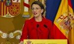 Yolanda Díaz, ministra de Trabajo y Seguridad Social, de quien depende la Dirección General de Trabajo ante la que se solicitan los ERTEs