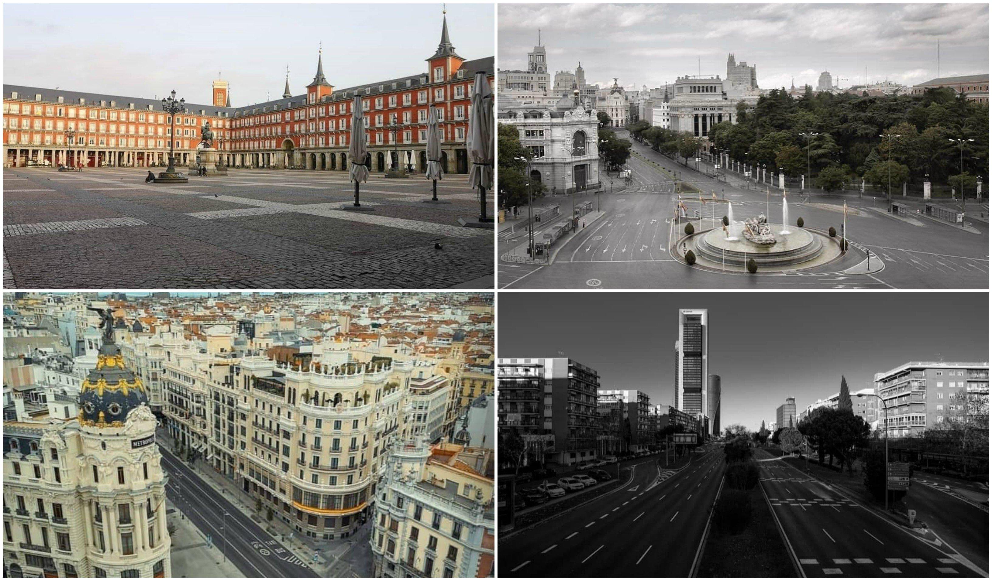 La España vaciada... por Pedro Sánchez