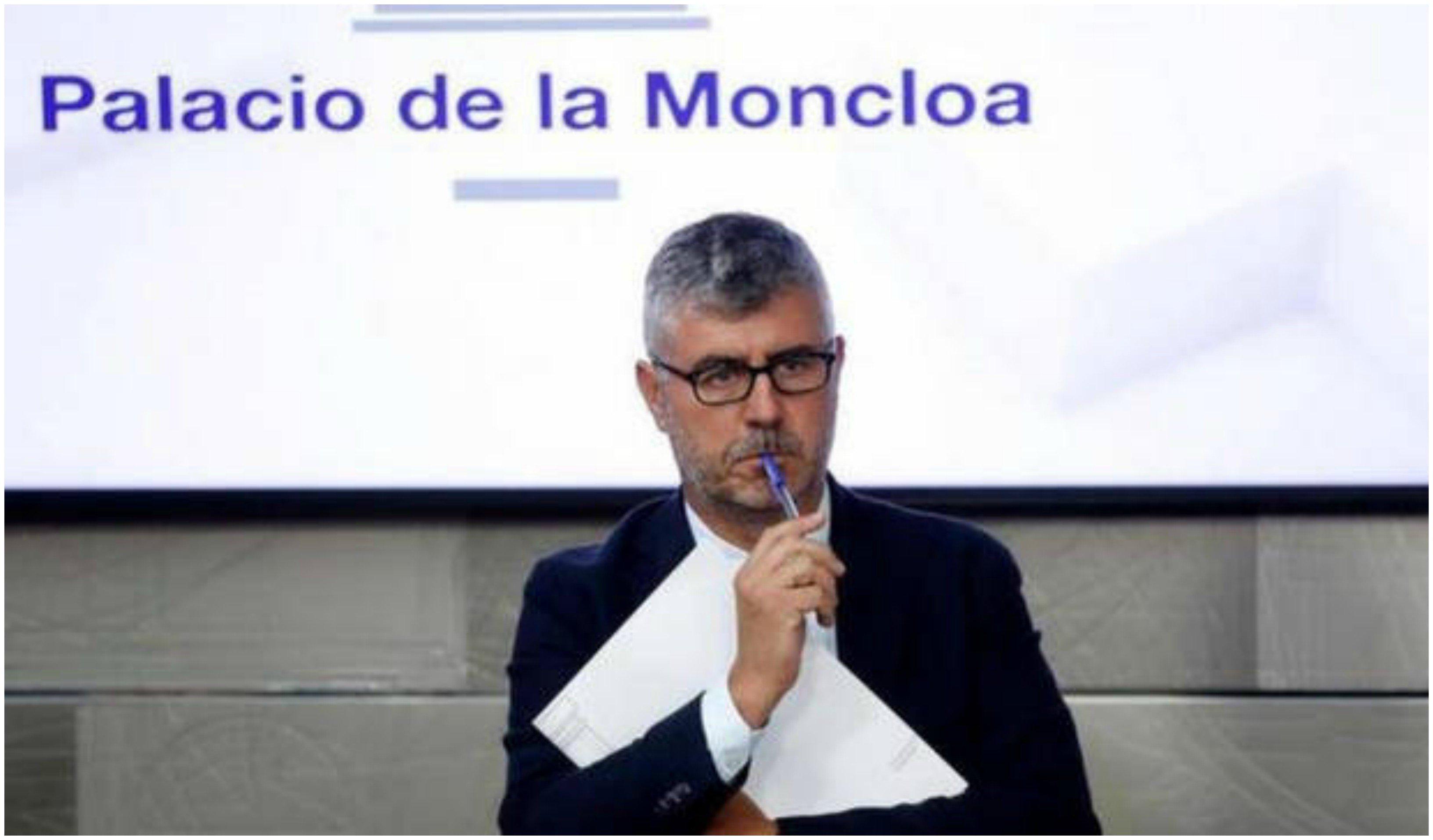 Secretario de Estado de Comunicación, Miguel Ángel Oliver