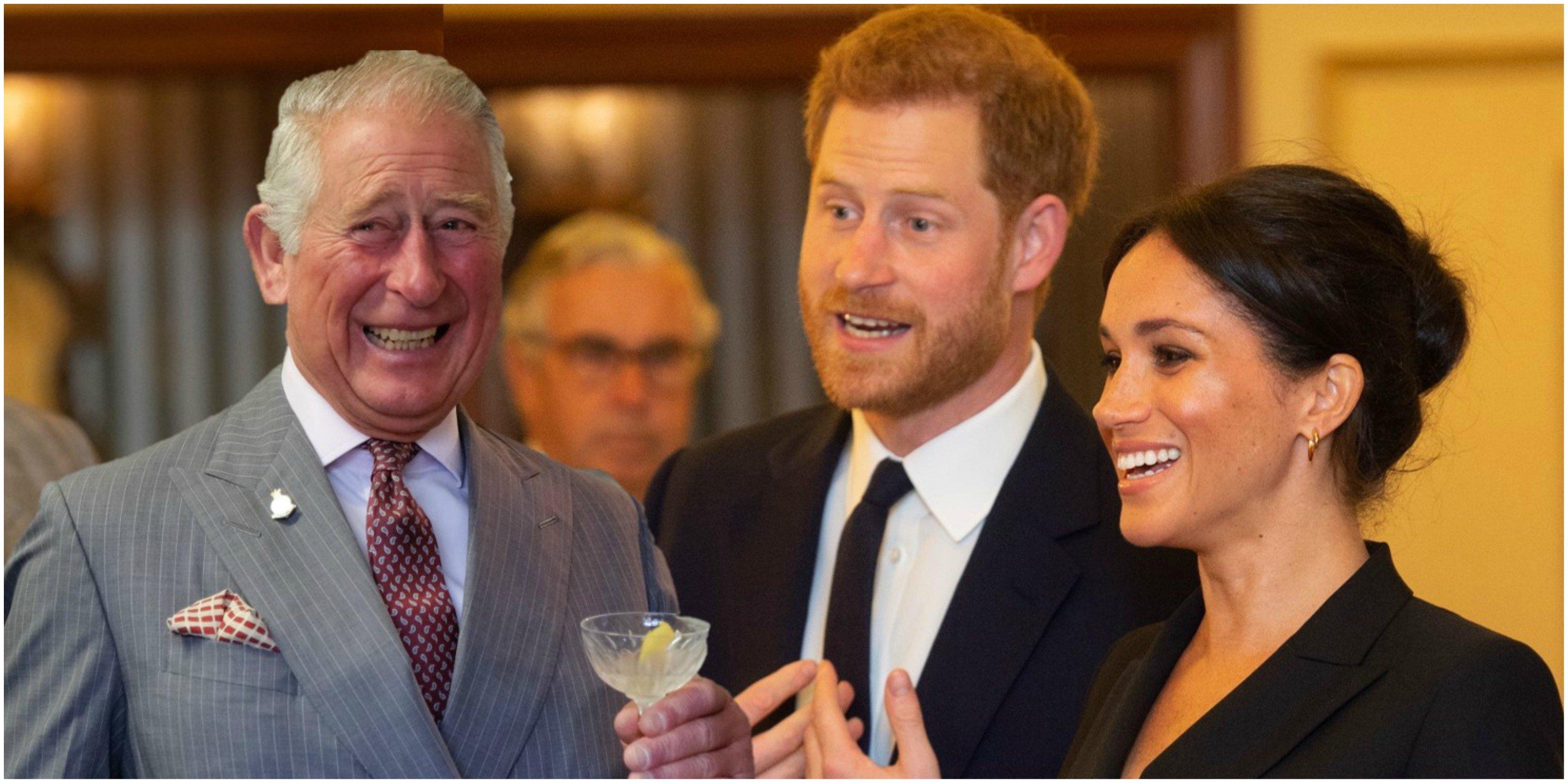 El príncipe Carlos de Inglaterra, infectado... por el coronavirus