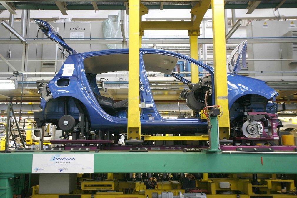 La producción de vehículos en España ha empezado bien 2020, pero el coronavirus hará daño