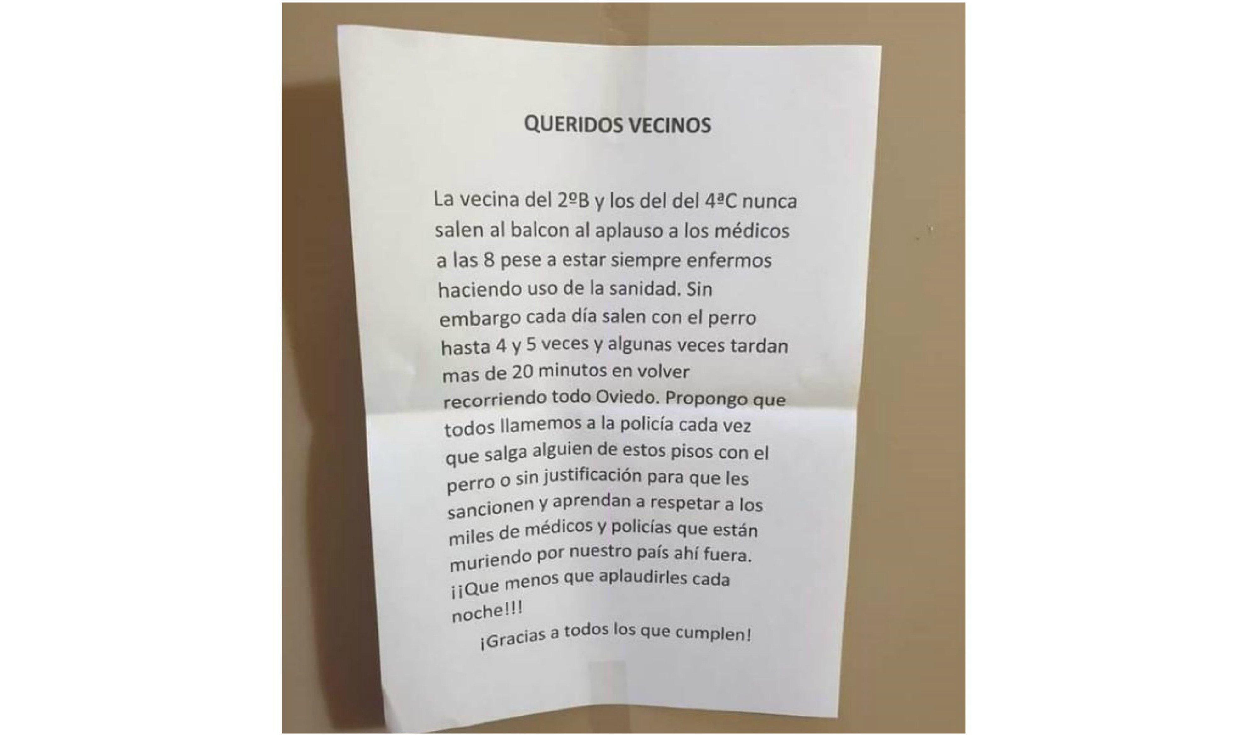 La España de los chivatos