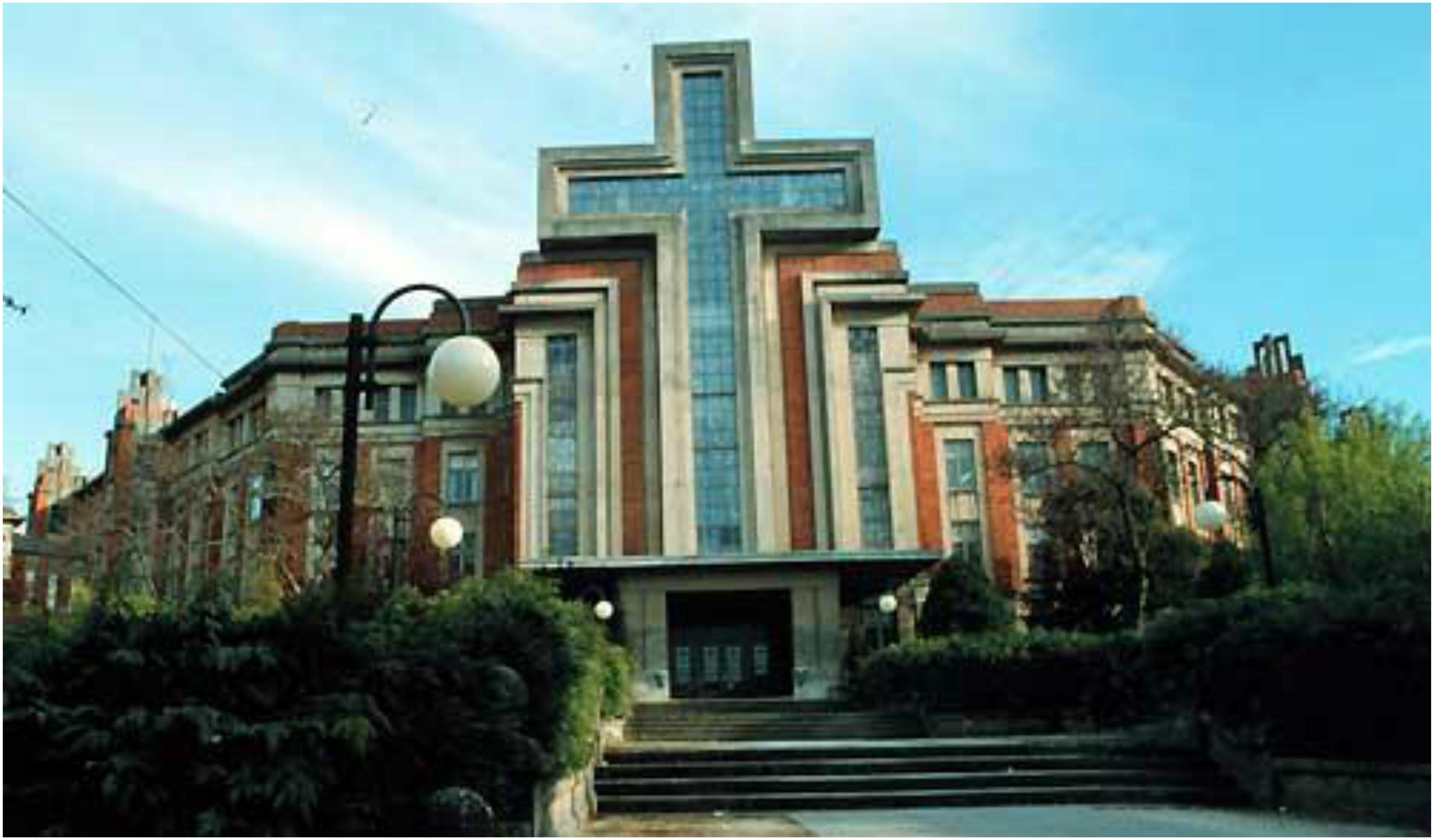 Coronavirus.  El Arzobispado de Pamplona ofrece el Seminario para acoger a pacientes