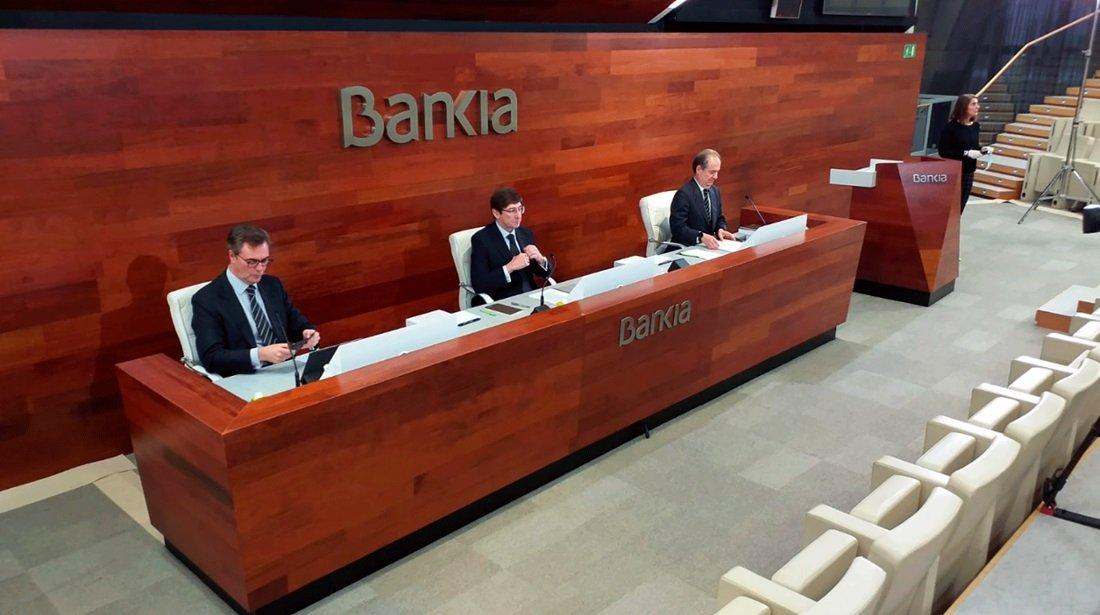 Junta de Accionistas de Bankia de 2020