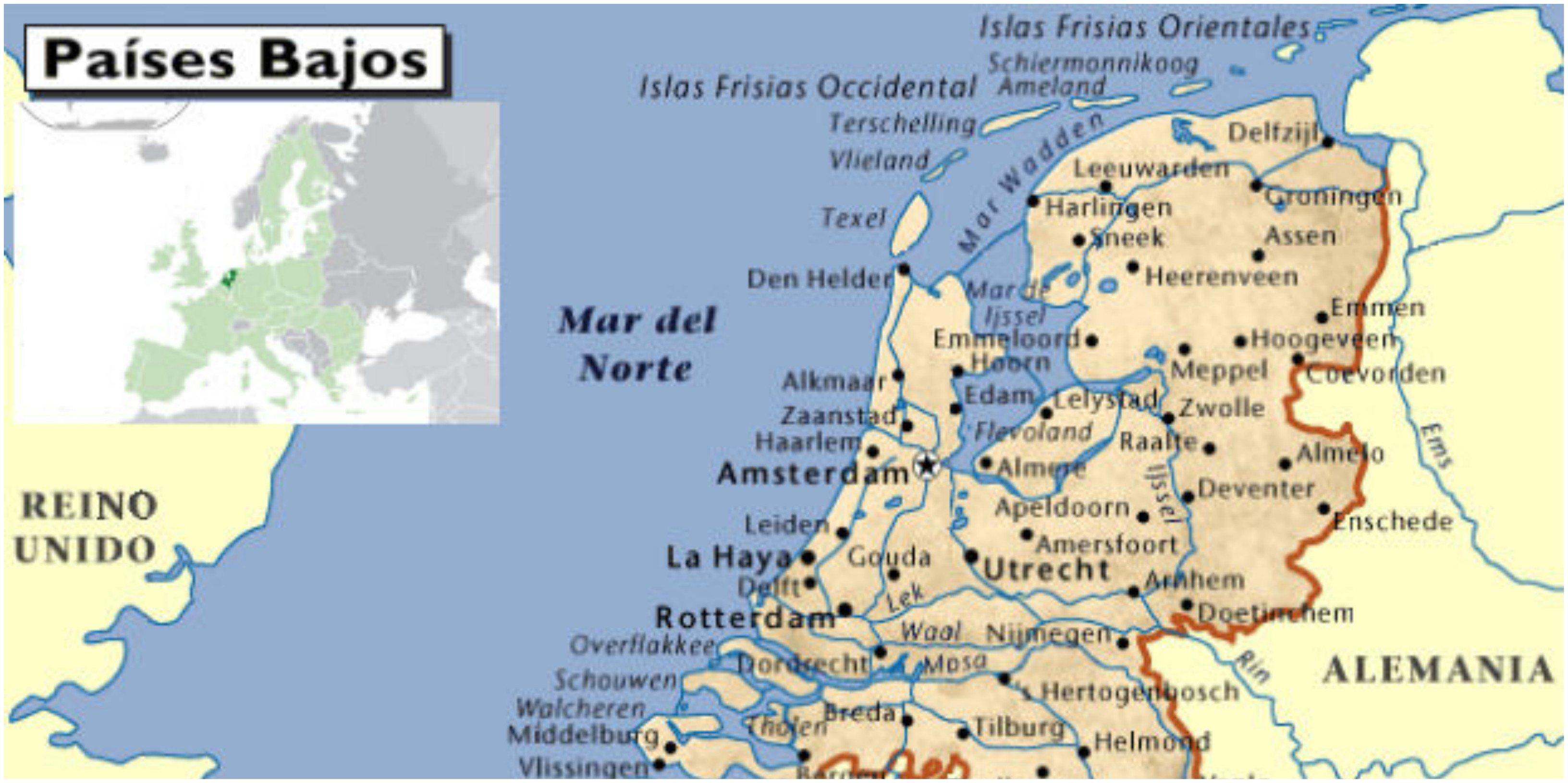 Darwinismo holandés. Holanda deja morir a sus ancianos