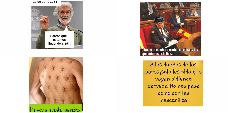 Memes. El optimismo del doctor Simón
