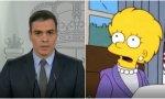 Los Simpson se adelantaron a su tiempo... también con la situación de España