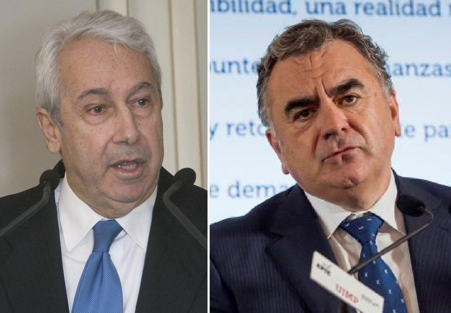 Antonio Zoido y Javier Hernani se embolsarán más de 5 millones de euros gracias a la opa de Six
