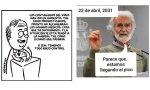 La política de Comunicación de Moncloa... y el pico del venerable Simón