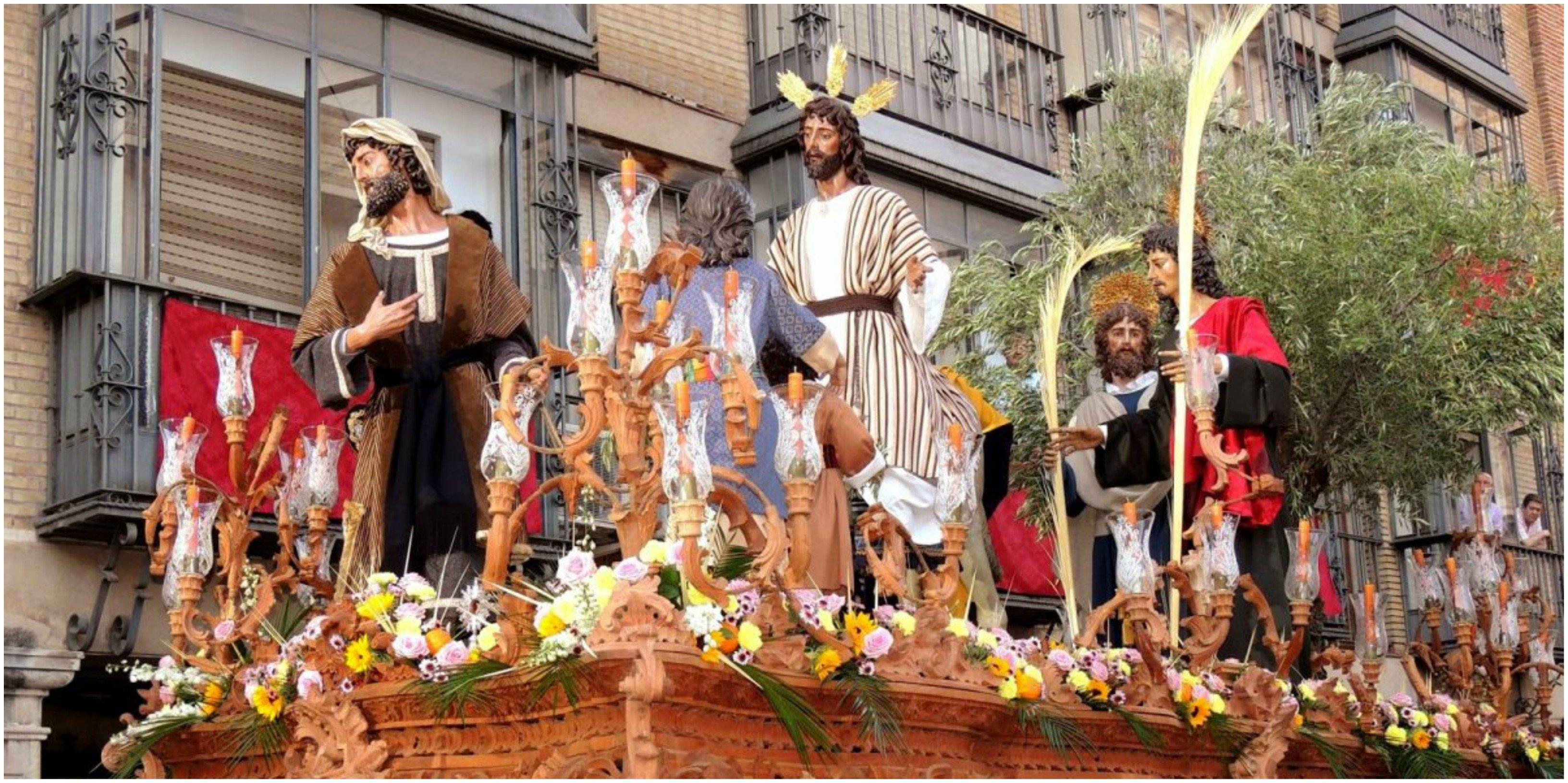 Domingo de Ramos. Sólo con Cristo vamos a vencer al coronavirus