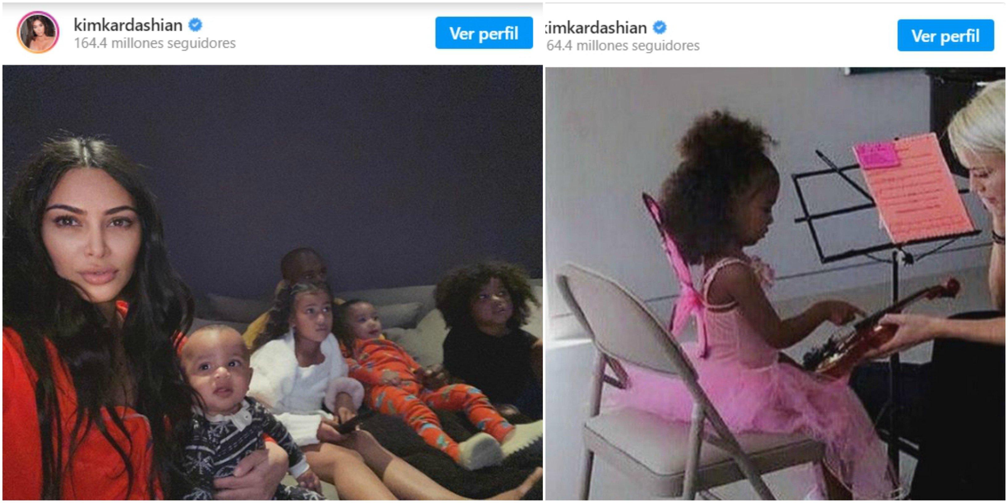 Lo que se pierde el mundo: Kim Kardashian ha tomado una decisión firme durante la cuarentena... no volverá a ser madre
