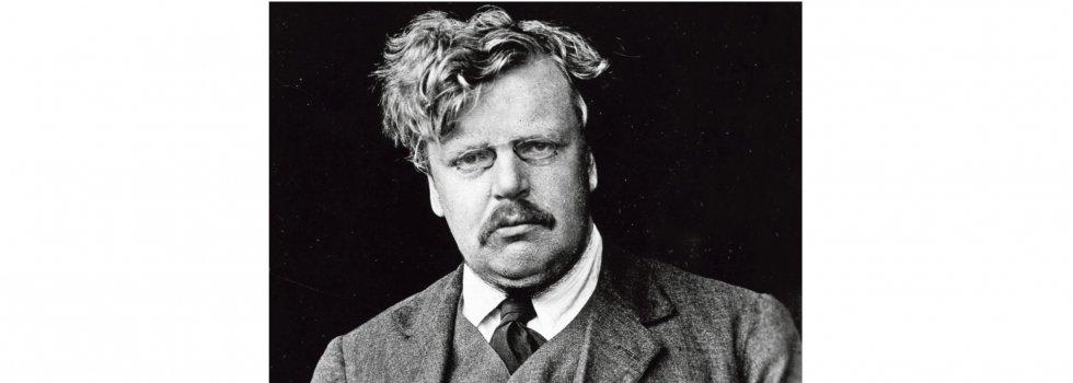 Chesterton: La humanidad se divide en dos clases: los dogmáticos que saben que lo son y los dogmáticos que no saben que lo son