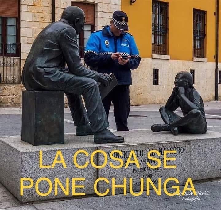Una España bajo vigilancia y sanción