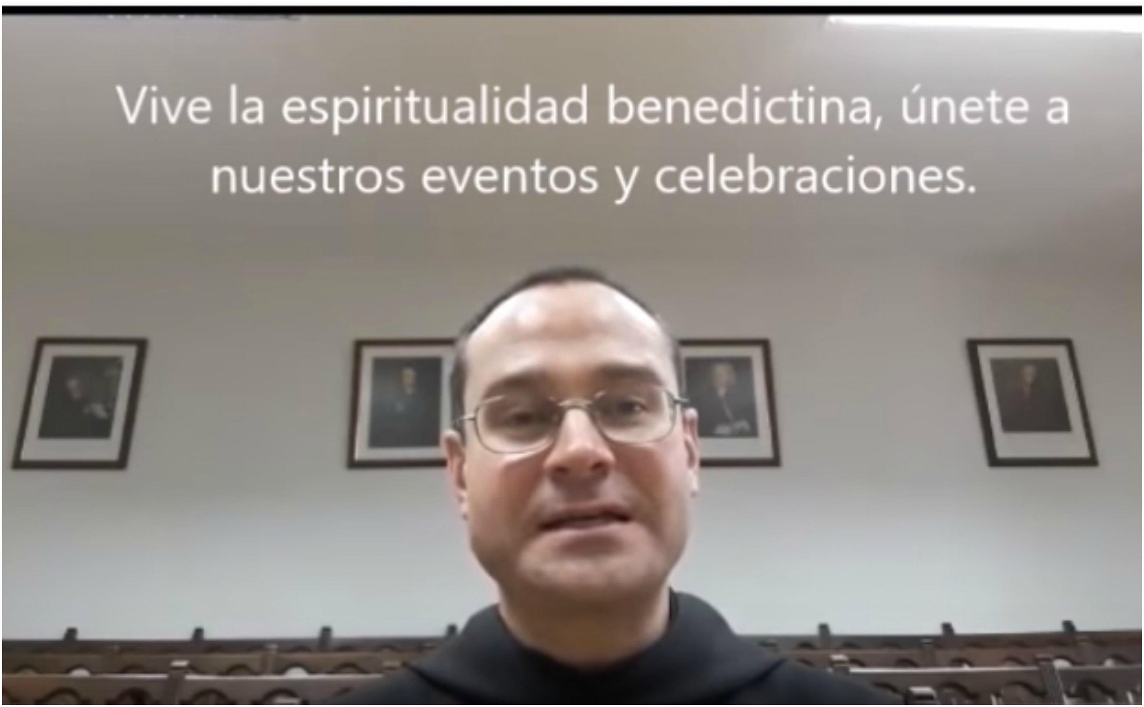 El rector del Valle de los Caídos, Santiago Cantera