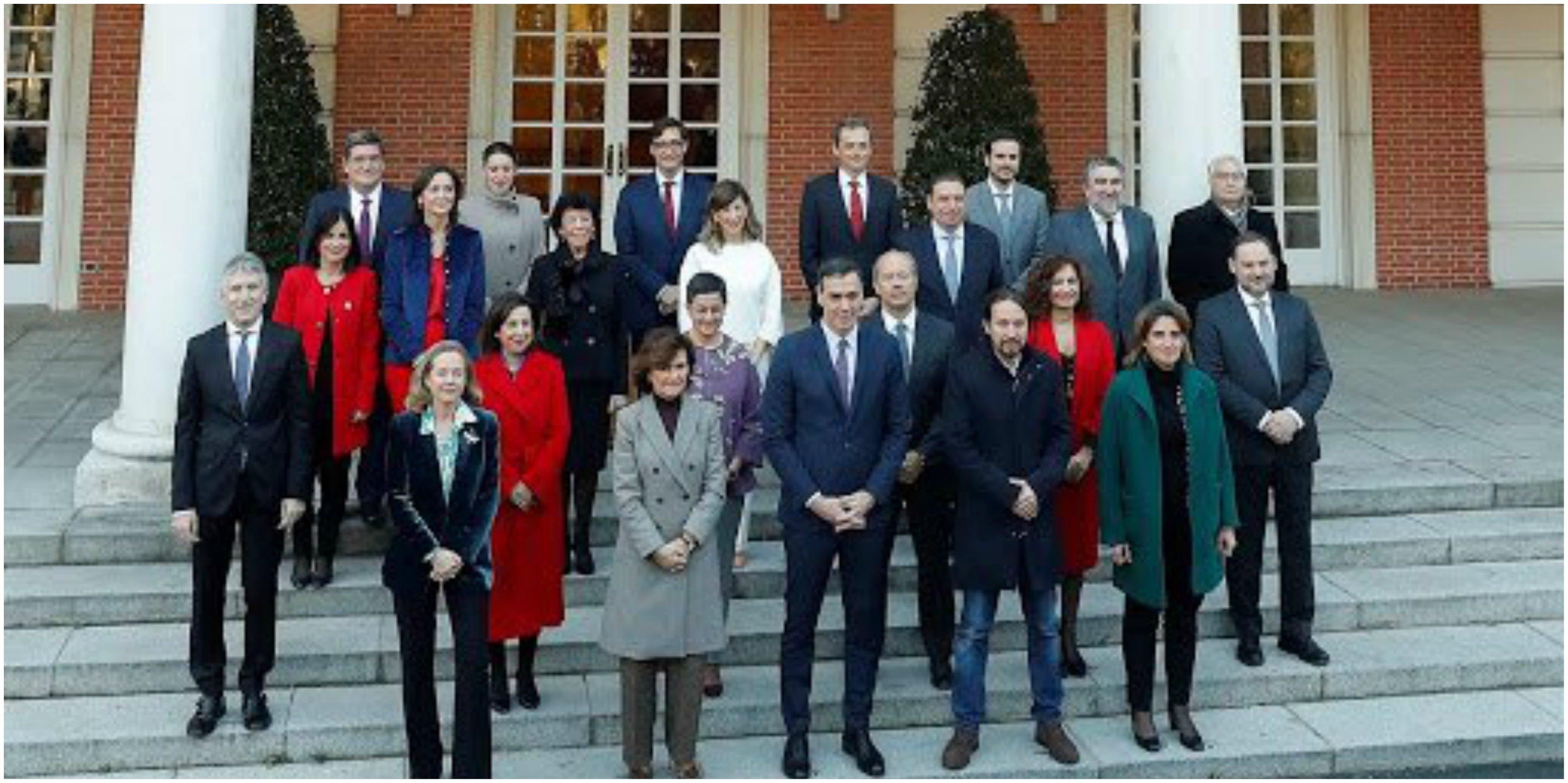 Primera manifestación virtual contra Sánchez: con razón el Gobierno quiere imponer la censura en las redes sociales