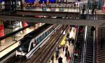 ¡Qué tiempos aquellos! Los usuarios del trasporte público aumentaron un 5% en febrero