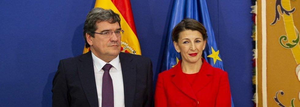 Yolanda y Escrivá, los limosneros -con el dinero de los demás- de una España mendicante