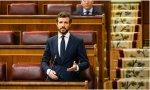 Casado pierde la oportunidad de defender a Juan Carlos I