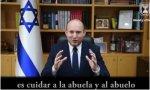 Ministro Defensa Israel