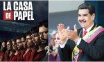 Maduro recomienda a los venezolanos ver 'La casa de papel'