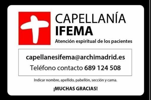 atencion capellán iferma