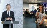 La progresía defiende al ministro Marlaska y a la periodista Ana Pastor pero Internet le señala como censora.