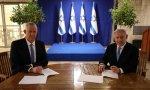 Israel eterno, Netanyahu eterno, el 'premier' pacta con Gantz un Gobierno en el que se turnarán en el cargo de primer ministro