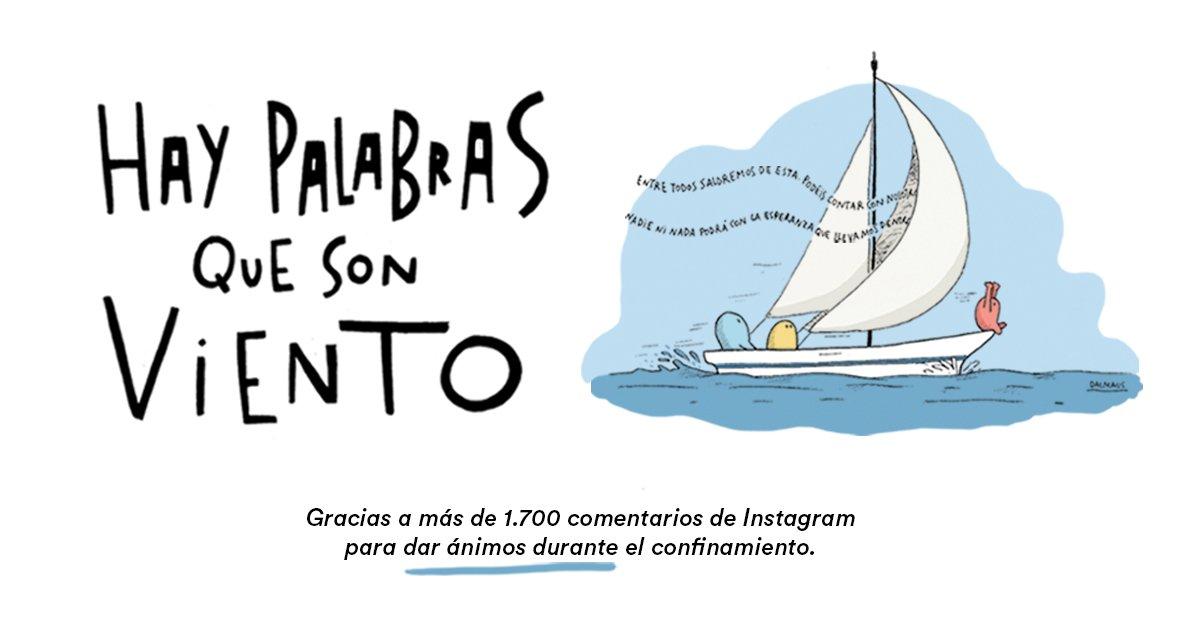 La publicación del texto cuenta con la colaboración de los ilustradores Dalmaus y 72kilos.