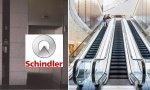 Schindler, fabricante suizo de ascensores y escaleras mecánicas, emplea a más de 2.500 personas en España