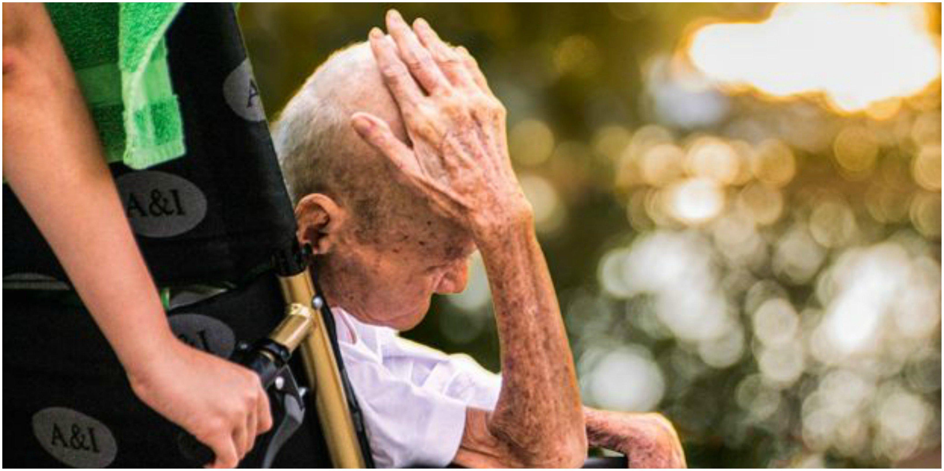 Paciente con demencia