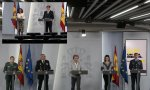 Comité técnico Simón y Rueda de prensa de Montero e Illa
