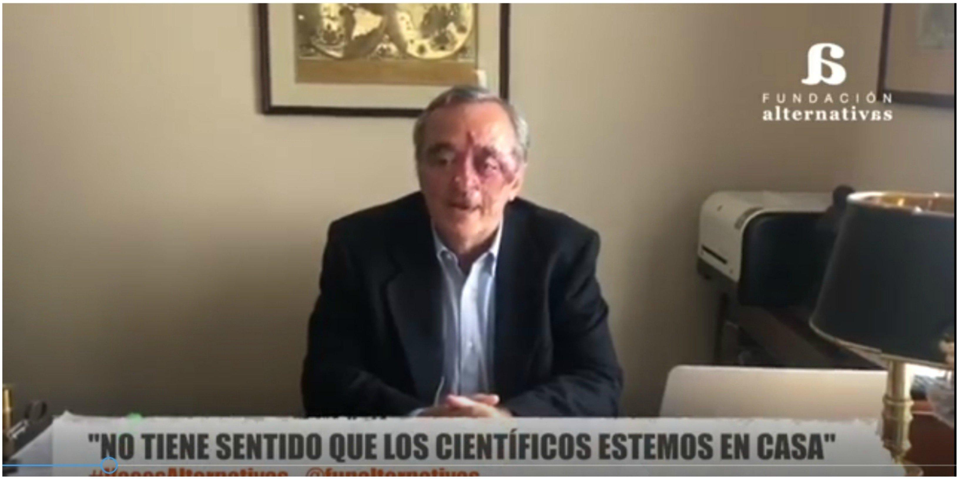 El científico Mariano Barbacid denuncia que el gobierno Sánchez no permite trabajar a los investigadores