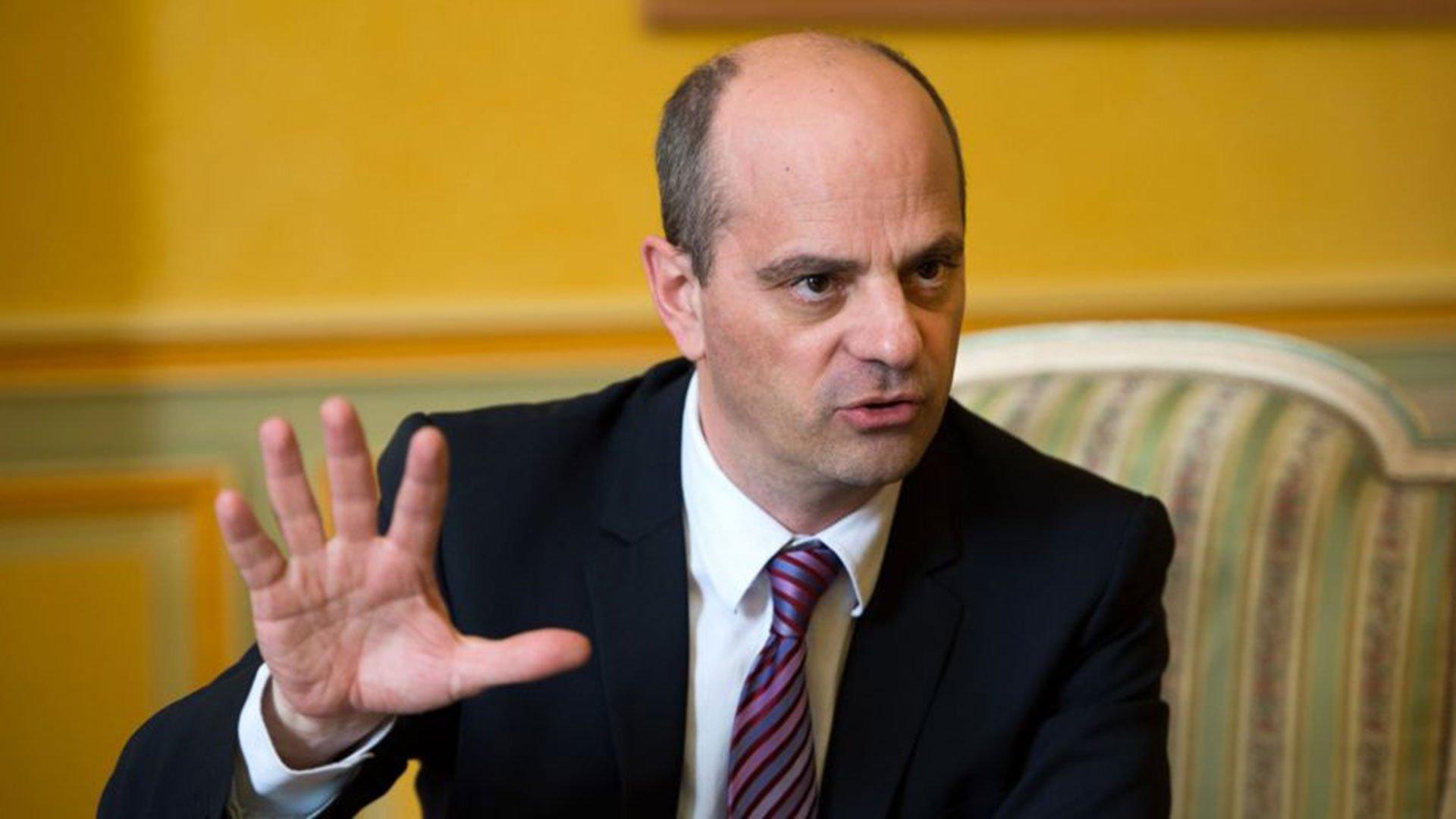 Jean Michel Blanquer, ministro de Educación de Francia