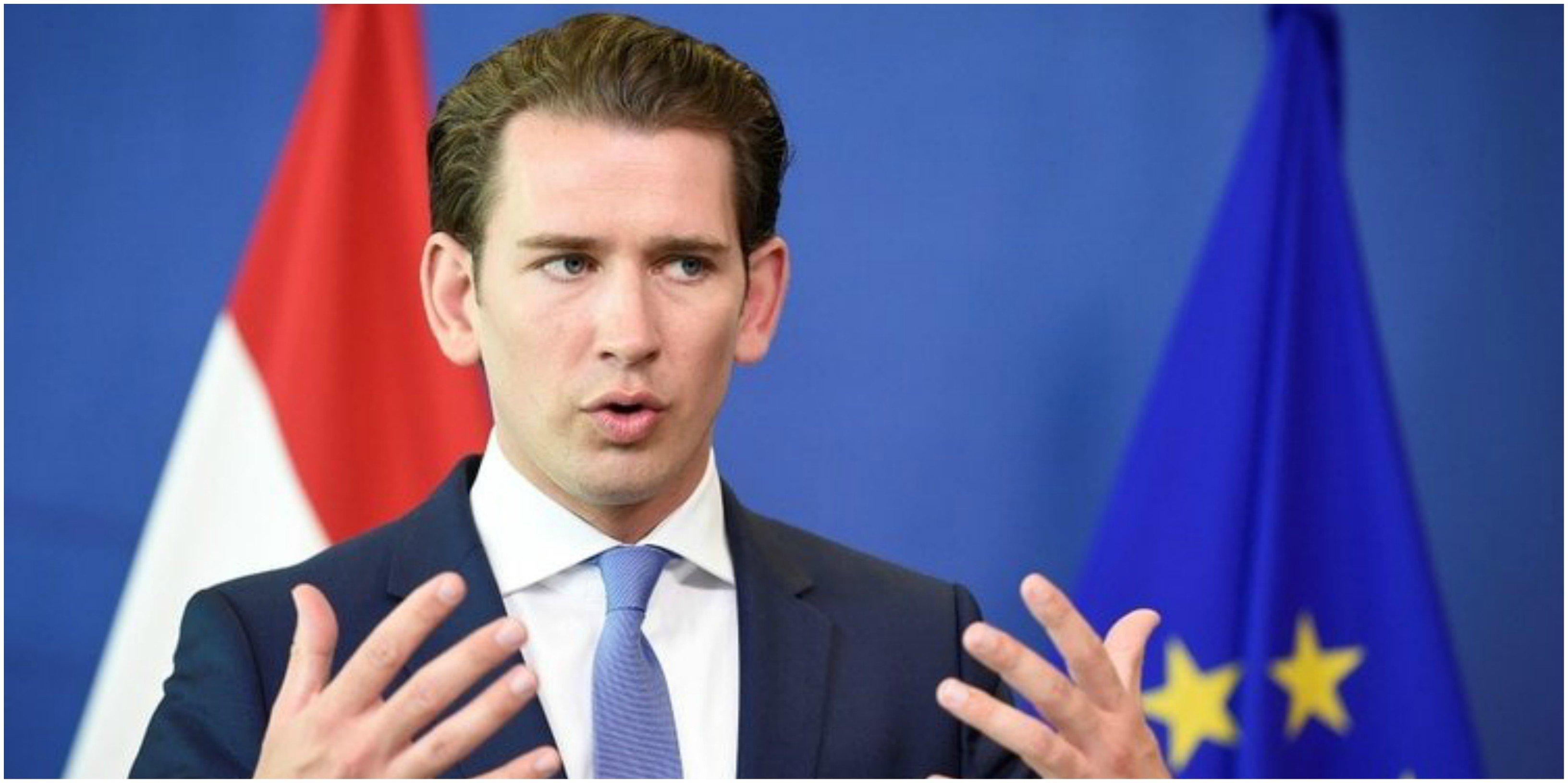 Coronavirus. Austria lanza «una alianza de países inteligentes» que han logrado frenar el virus… Sán