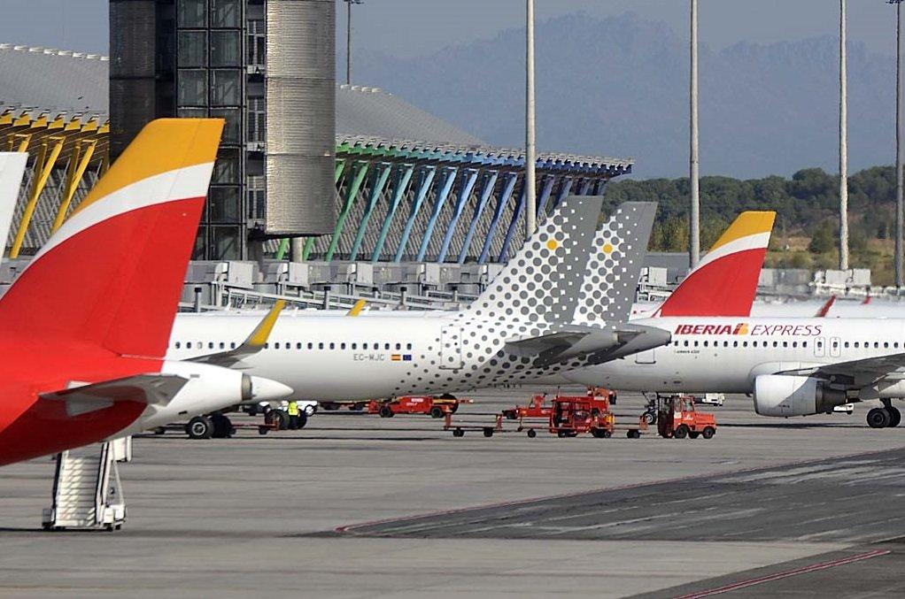 Iberia y Vueling reciben financiación para reforzar su liquidez