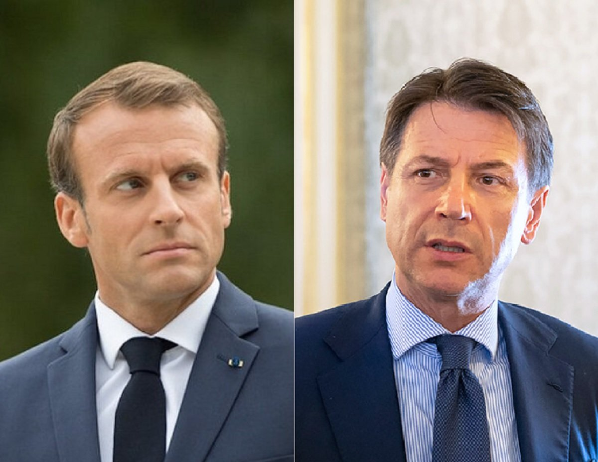 Macron (Francia) y Conte (Italia) prohíben la Eucaristía. Los católicos deben rebelarse