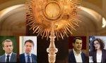 Macron, Conte, Moreno y Montero, instrumentos del Nuevo Orden Mundial