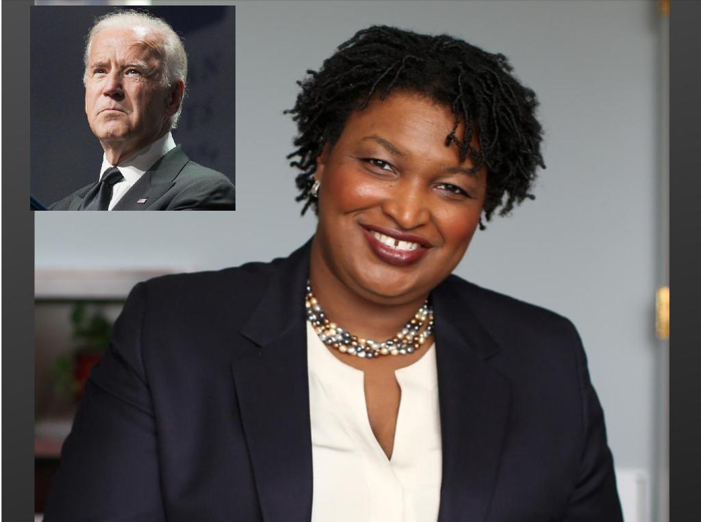 """Stacey Abrams, legisladora afroamericana e icono de los movimientos feministas estadounidenses: """"Todas las mujeres merecen ser escuchadas, pero también creo que todas las acusaciones deben ser investigadas por fuentes fiables"""""""