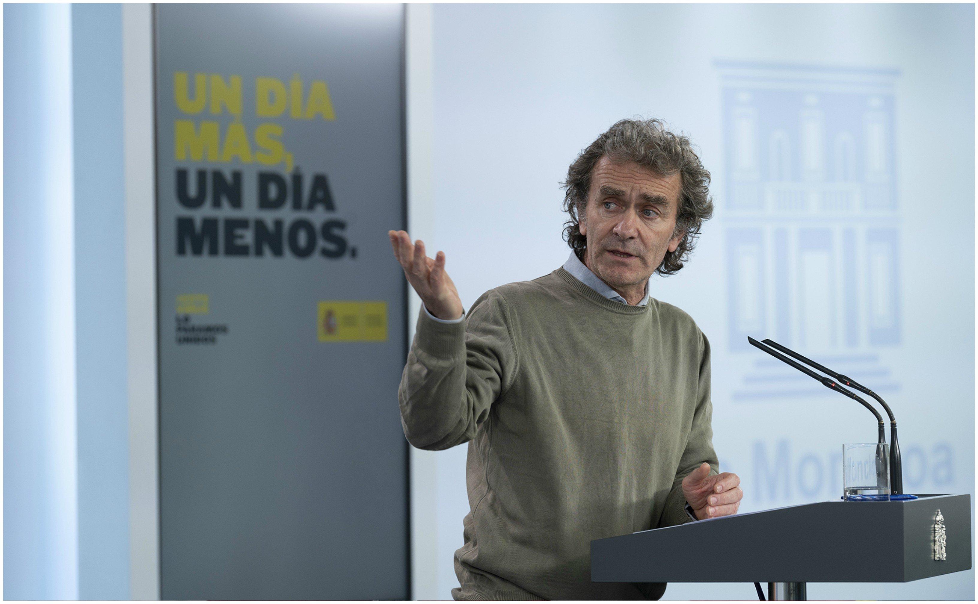 Fernando Simón continúa con la gran mentira: España mejora más que Europa… pero sigue siendo el país con más muertos de Europa y del mundo