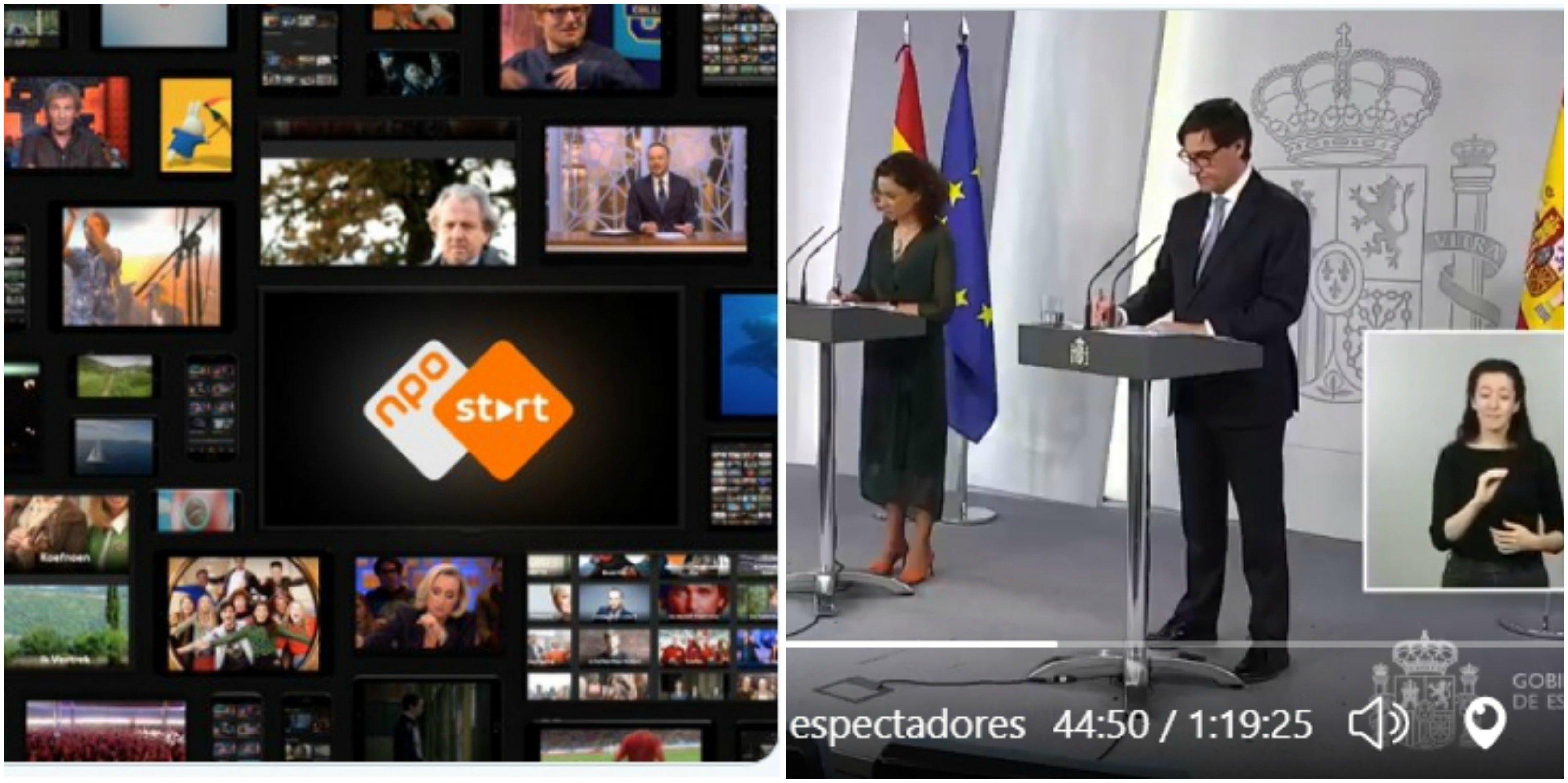 """Illa se enfada con la TV holandesa: """"confinamiento inteligente… en mi país cada cual decide si se queda en casa"""""""