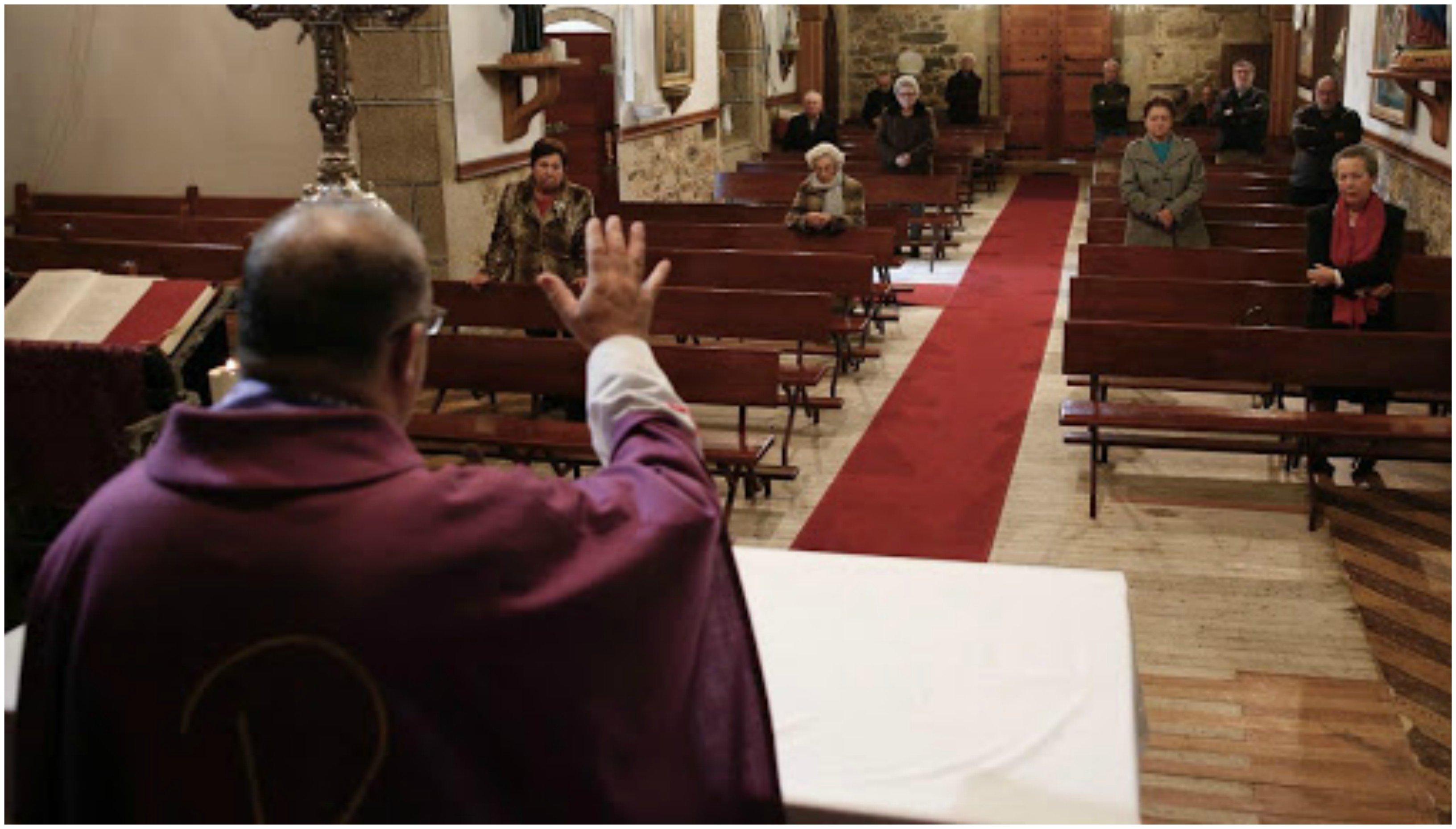La hipocresía del Gobierno Sánchez al descubierto. Primera sentencia que anula una multa por ir a la iglesia: no está expresamente prohibido