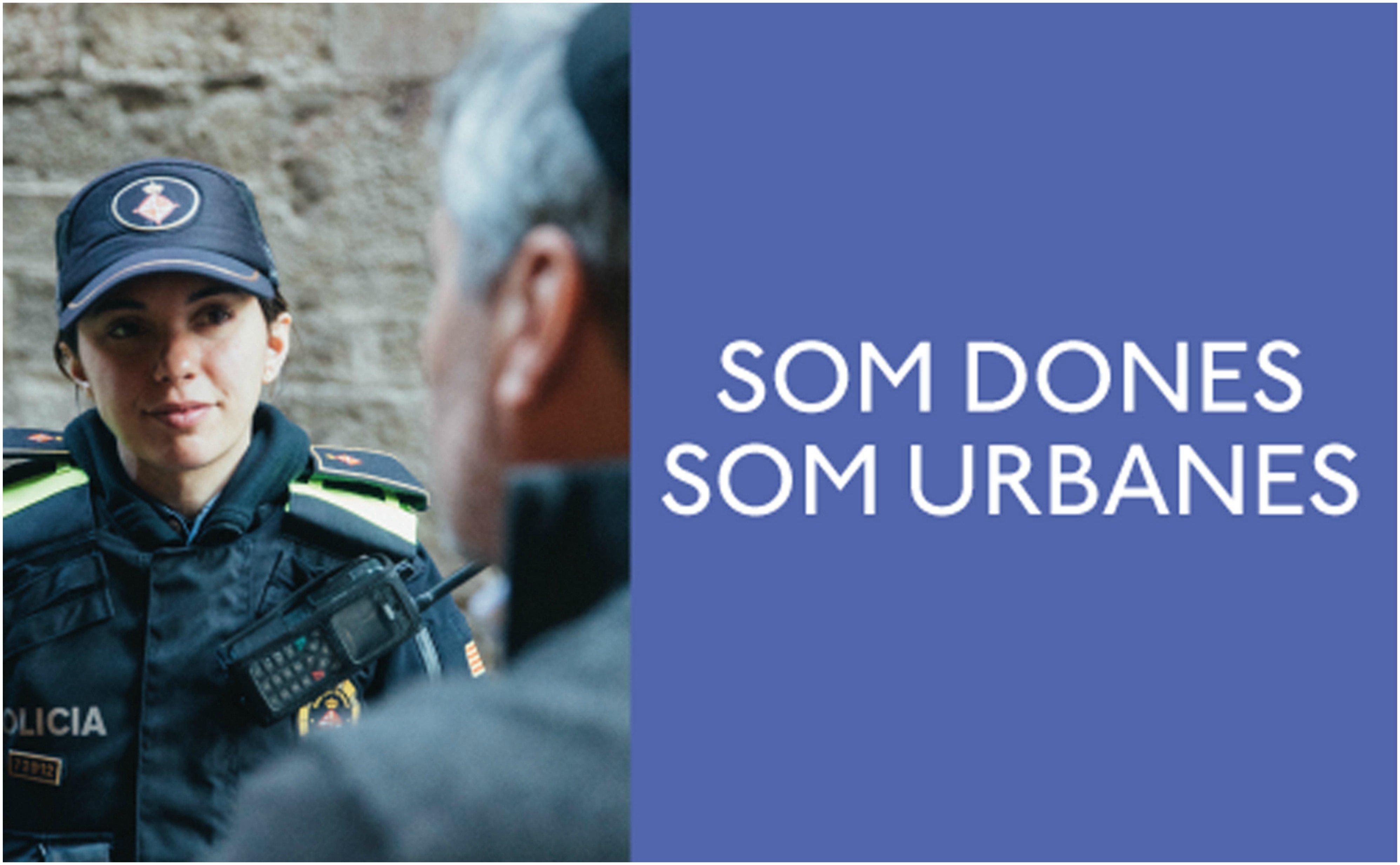 """Campaña """"Somos mujeres. Somos urbanas"""""""