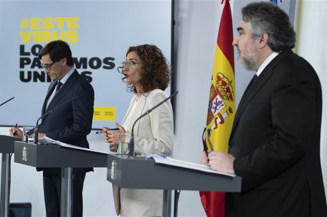 """Consejo de Ministros. Illa: """"El estado de alarma ha funcionado"""". Cierto, España ya se parece a Venezuela"""