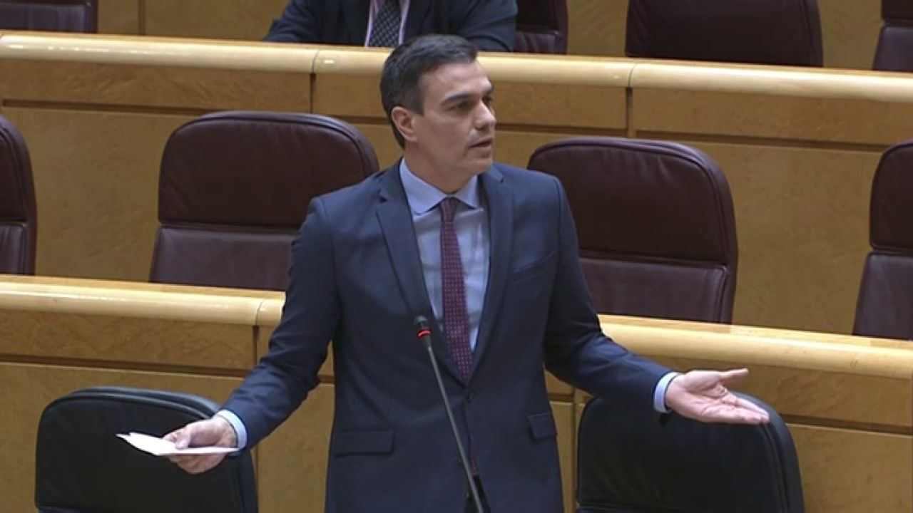 """Sánchez, tras 52 días de 'arresto domiciliario' y más de 41.000 muertos: """"El confinamiento ha funcionado"""" ¡Y olé!"""