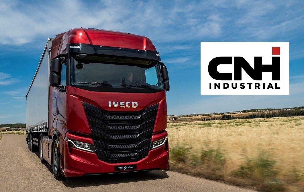 Iveco, líder en camiones que pertenece al grupo italiano CNH Industrial