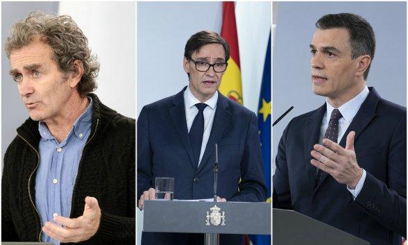 Fernando Simón se niega a dar los nombres de los expertos...