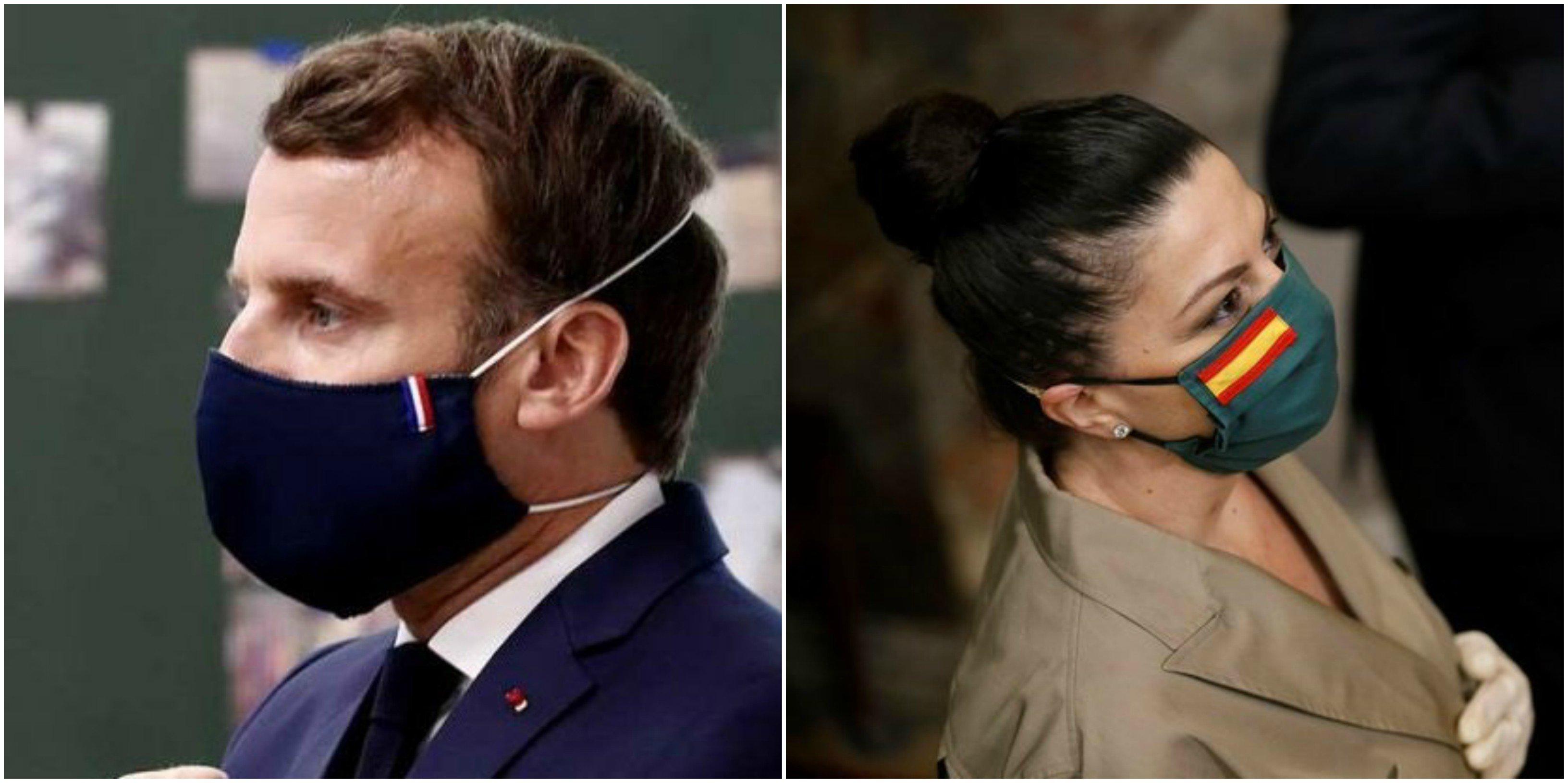 Macron es fascismo